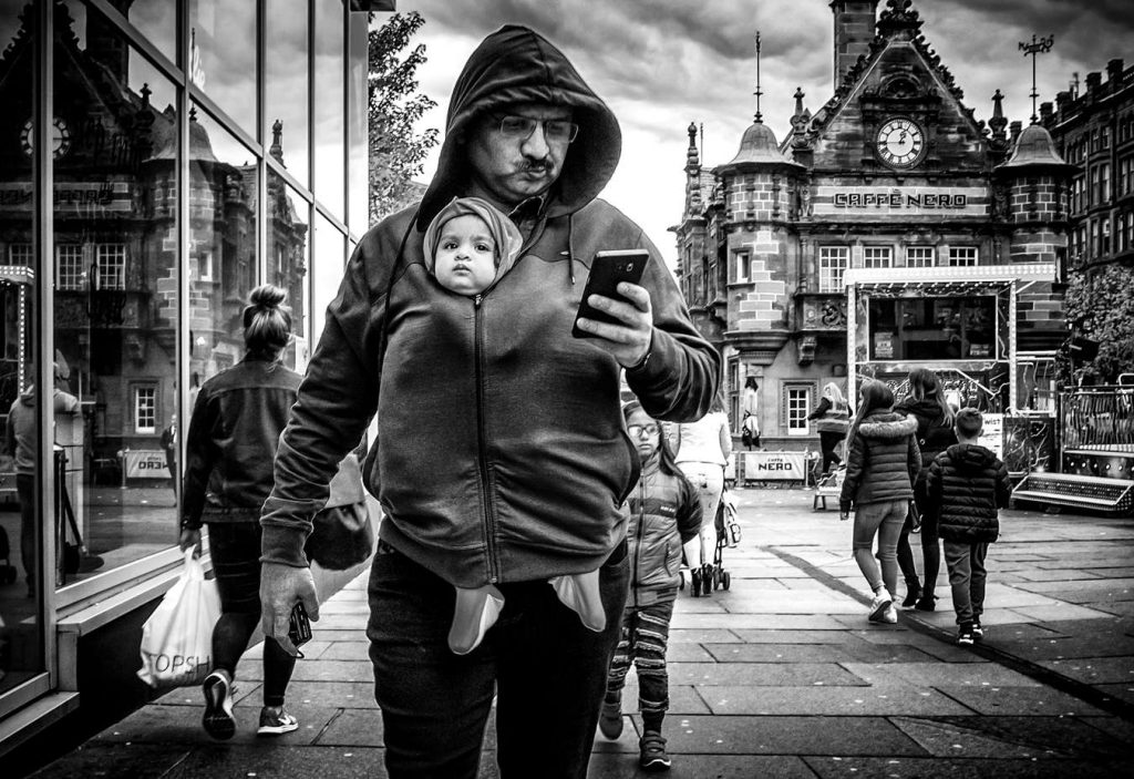 Cochrane, Hands Free, Glasgow Scotland 2017