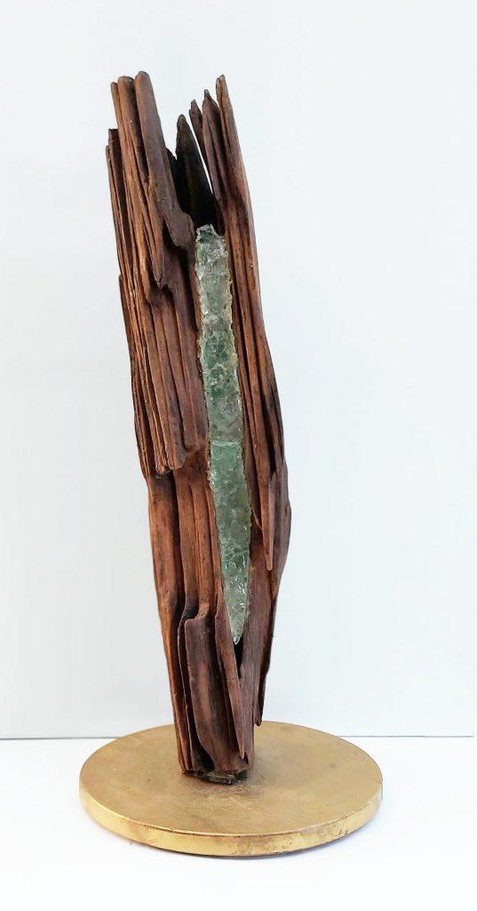 Eilmann, Gruppendynamik, Holz glasierter Ton