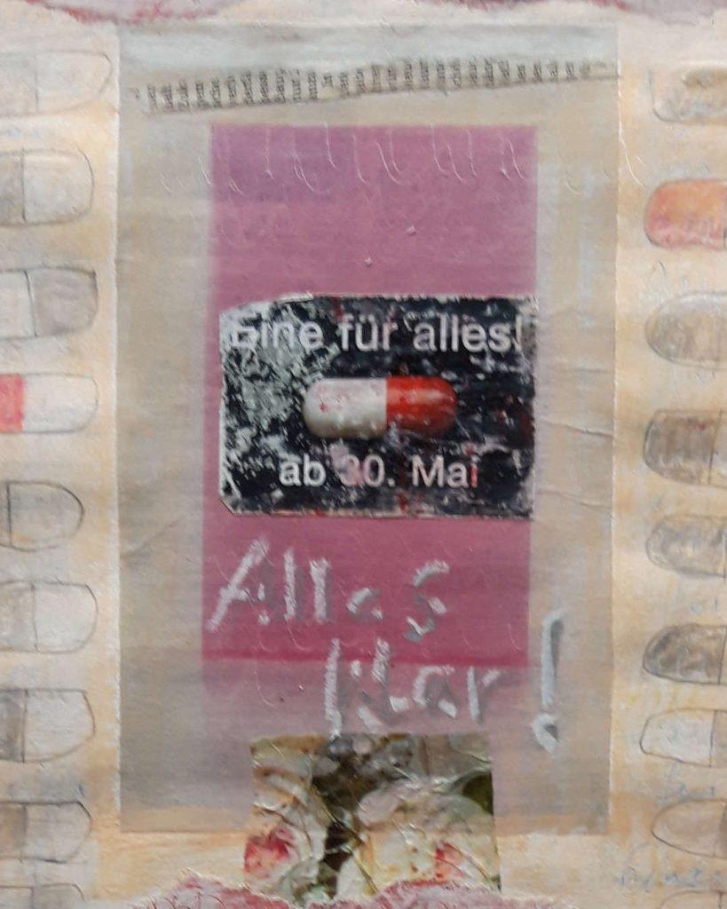 K. Meisgeier Eine-fuer-alles-collage-aquarell
