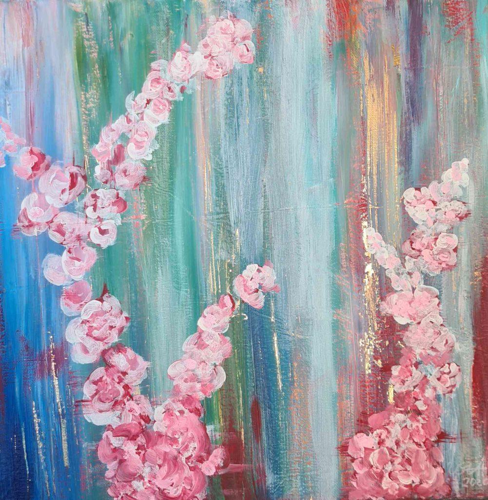 Winnie Hasemann Japanische Kirschblüte