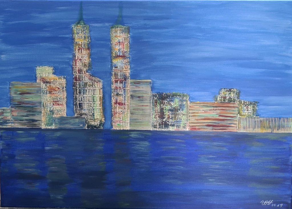 Winie-Hasemann-Skyline-von-New-York