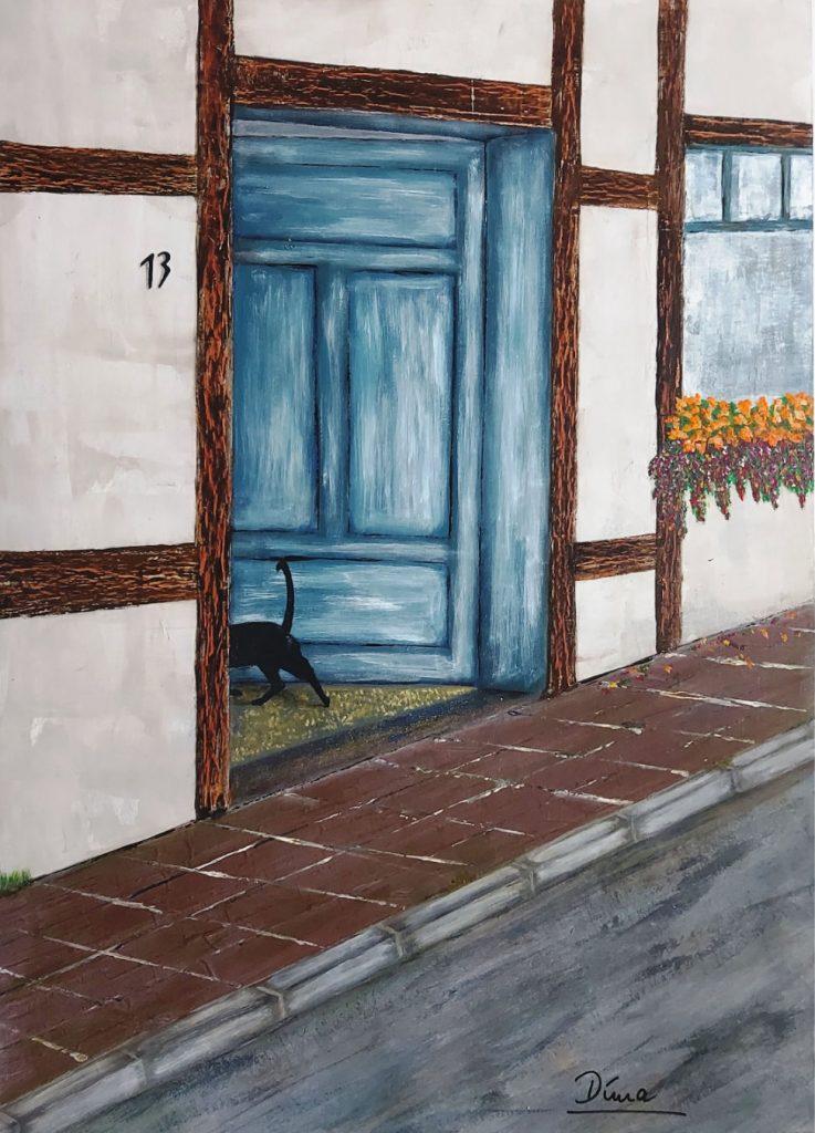 Nummer 13, Sabine Herz